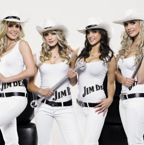 Jim Beam girls in white.jpg
