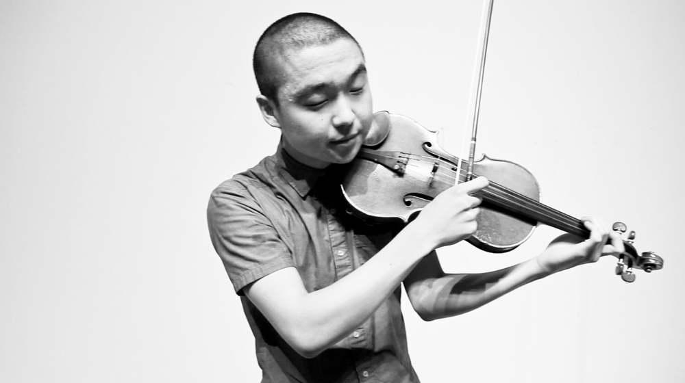 EDDY KWON - Violinist, composer-performer, and MYCincinnati Director