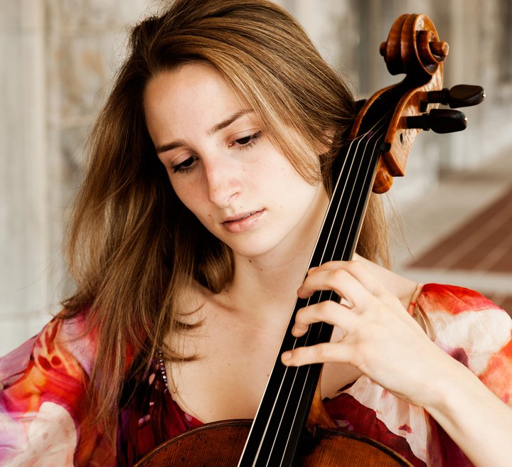 Genevieve Guimond - Cellist (Yo-Yo Ma Fellow)