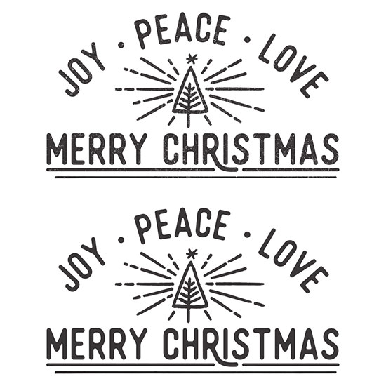 Joy, Peace, & Love for Shutterfly