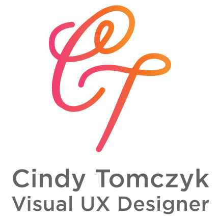 Cindy Tomczyk / Visual UX Designer