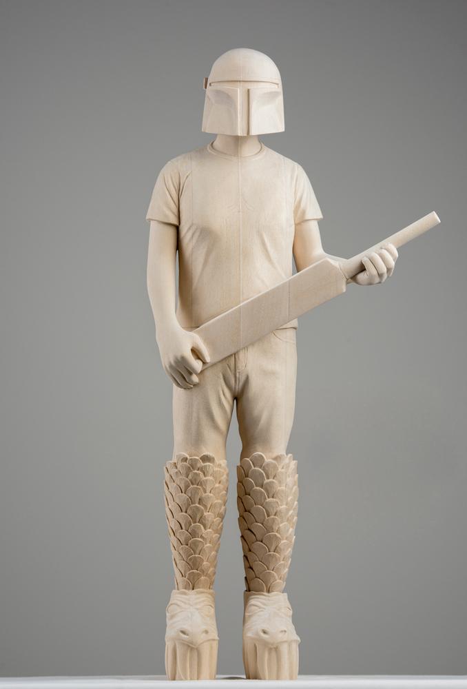 Paul Kaptein |wooden sculptures
