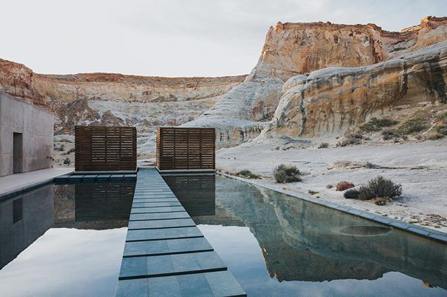 Dreaming of going back to @amangiri @aman
