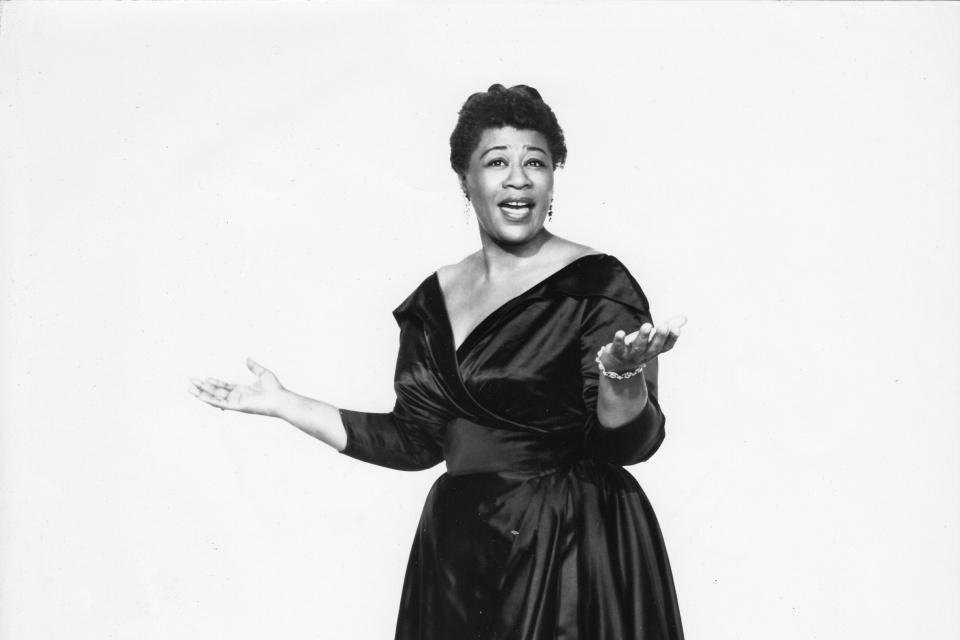 The Great Ella Fitzgerald