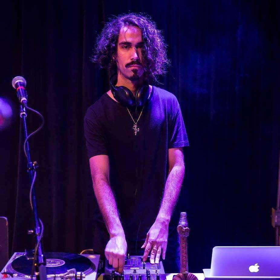 Rico Mendez will be at Black Dog setting the soundscape with his latin beats. Drink specials.