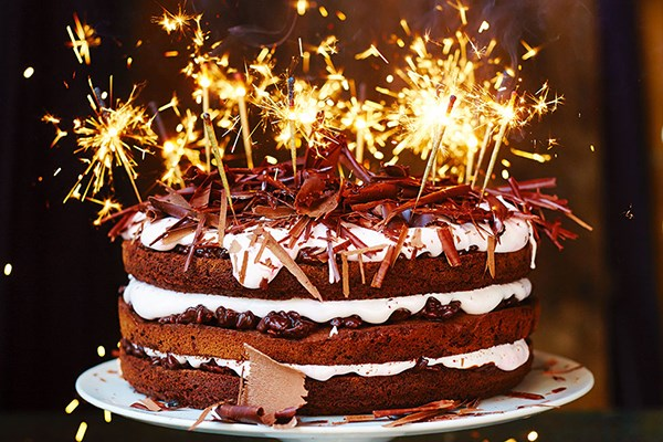 There will be cake… not this one… but cake for sure!