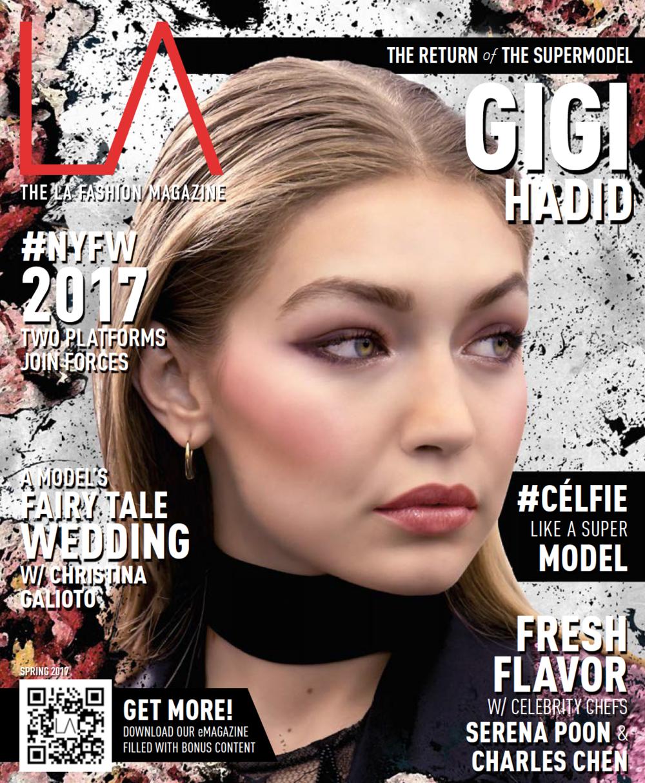 LA Fashion Magazine - Spring 2017