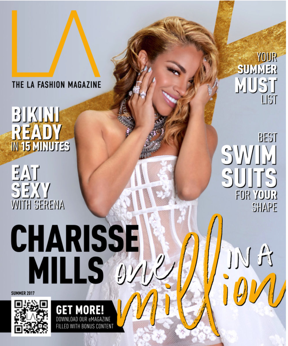 LA Fashion Magazine, Magazine