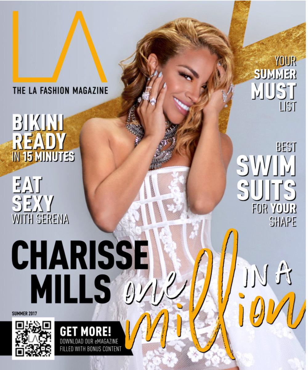 LA Fashion Magazine - Summer 2017