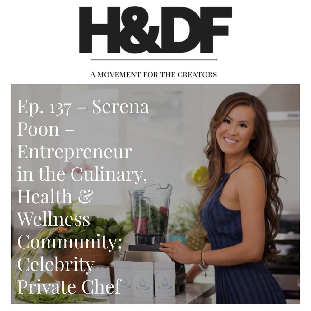 H&DF Podcast - March 2018