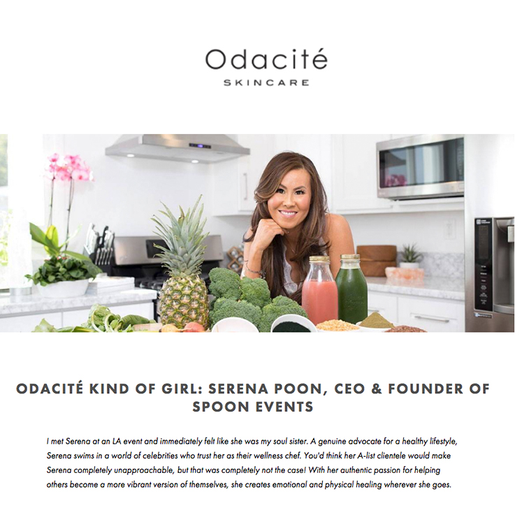 Odacité Kind of Girl, Online