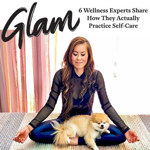 Glam.com Feature - September 2018