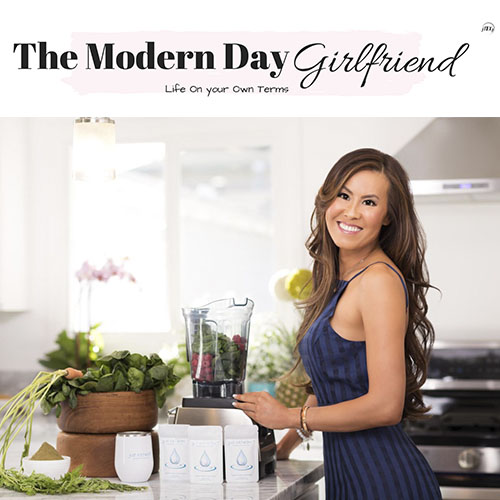 The Modern Day Girlfriend - Q&A with Serena