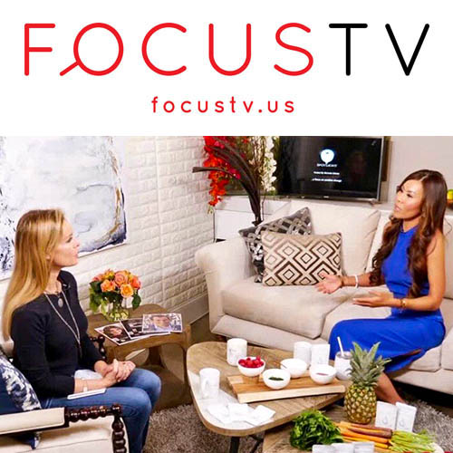 Focus TV with Michelle Gillette, TV