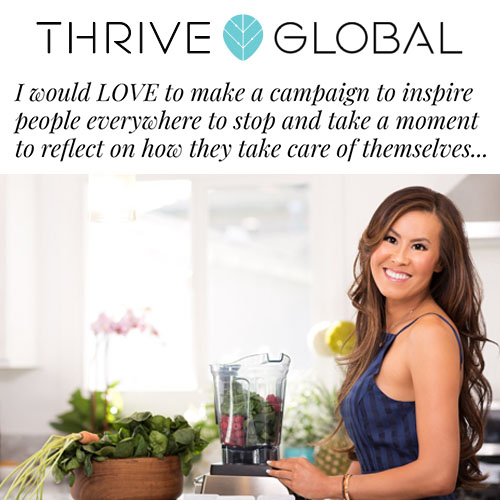 Thrive Global, Online