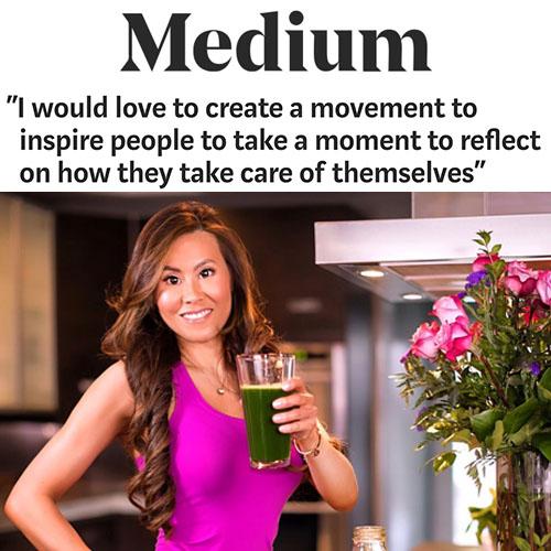 Medium, Online