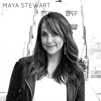MAYA STEWART