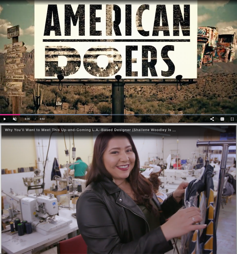 WATCH EPISODE 12 OF AMERICAN DOERS FEATURING ---> BETHANY YELLOWTAIL