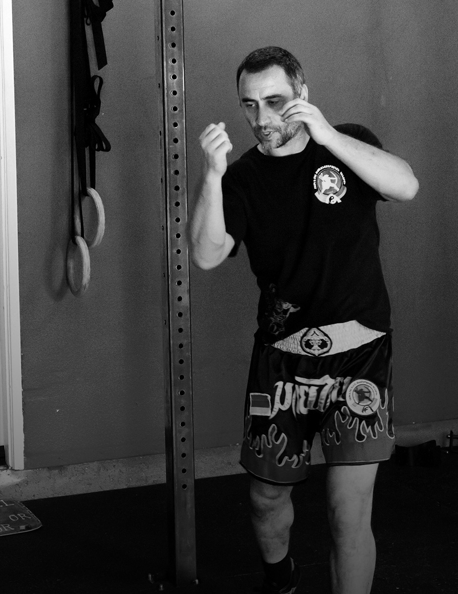 Hayk Harutyunyan - Self-Defense & Muay Thai Conditioning Coach
