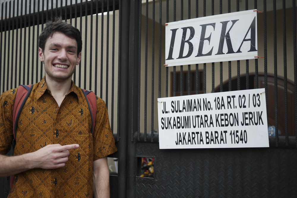 Above average NGO. Below average Batik.