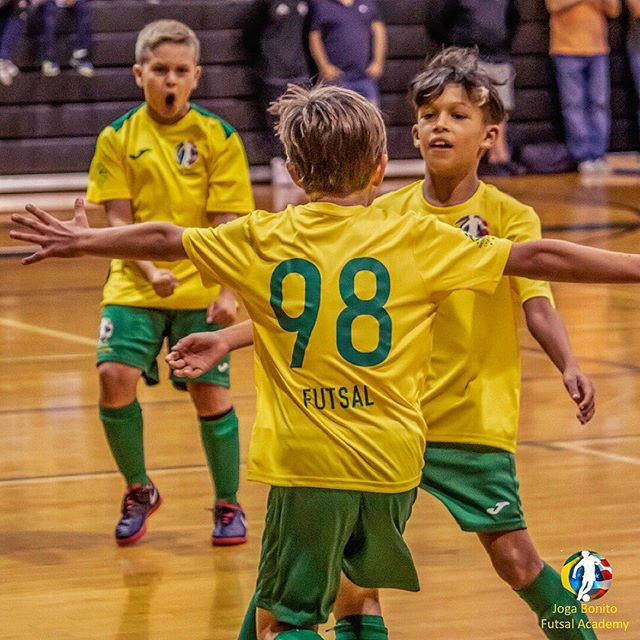 #tbt to the emotions of the 2019 U.S Youth Futsal Southeast Regional - Road To Nationals - Be part of it. Support, donate, sponsor. Help the dream of our young and dedicated athletes come true.  How you can you help:  1) Buy a raffle ticket for a chance to win a $100 gift card or donate any amount that fits your budget.  Visit this link: go.rallyup.com/jbnational2019  2) Sponsor - Get state and national exposure by supporting this amazing story and the players who are writing it. Contact Coach Guga to receive our Sponsorship Package Proposal. 561.542.0961.  Special thanks to our main Sponsors: @halfmoonempanadas @NativoAcai  Our supporters and partners: @UrbanSoccerFive @UltimateFutsalStore @Jomasport_usa #JBFutsalAcademy #JogaBonitofutsalacademy #Futsal #Playfutsal #youthdevelopment # #USYF #USFutsal #Futsalbrasileiro #BrazilianFutsal #FloridaFutsal #Miami #Doral #Hollywood #coralgables #Brickell #BocaRaton #BocaPrepInternationalSchool #UrbanSoccerFive #EliteU #AvantGardeAcademy #photooftheday #roadtonationals #athletes #thursday #play #support #regionals