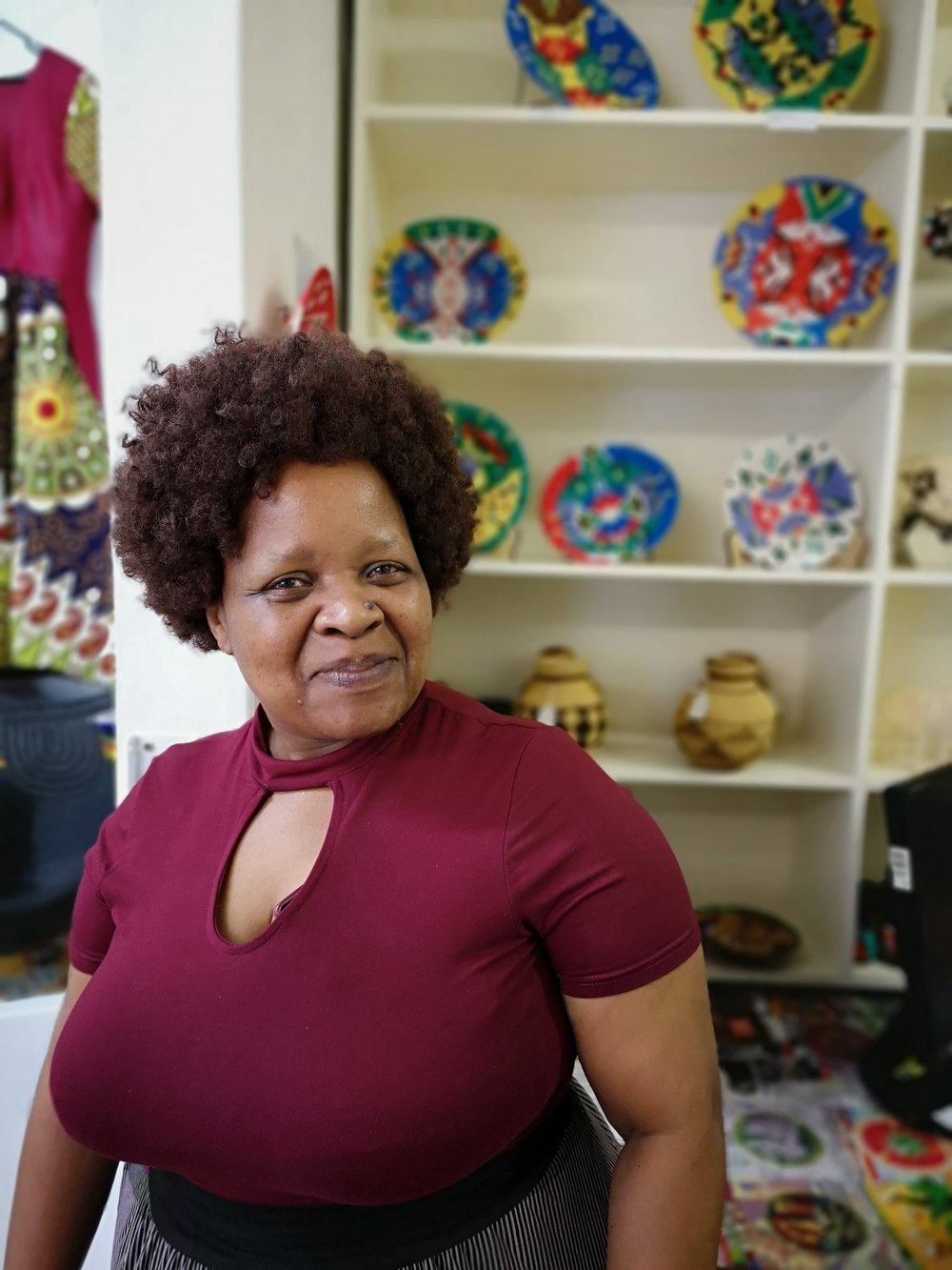 Phumzile Nkosi   Specialist at Phansi Museum