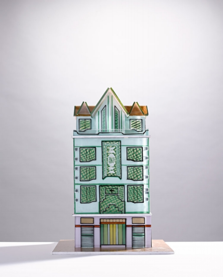 House bolivian model photographed Jonathan Minster represented by Flock