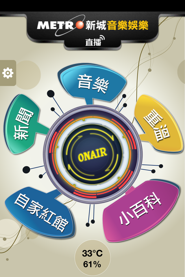 MetroMusic (新城音樂娛樂) (iPhone/iPad)
