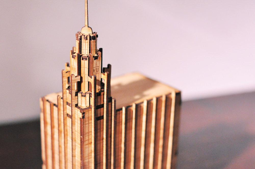 MANCHESTER UNITY BUILDING MELBOURNE. 1932 -