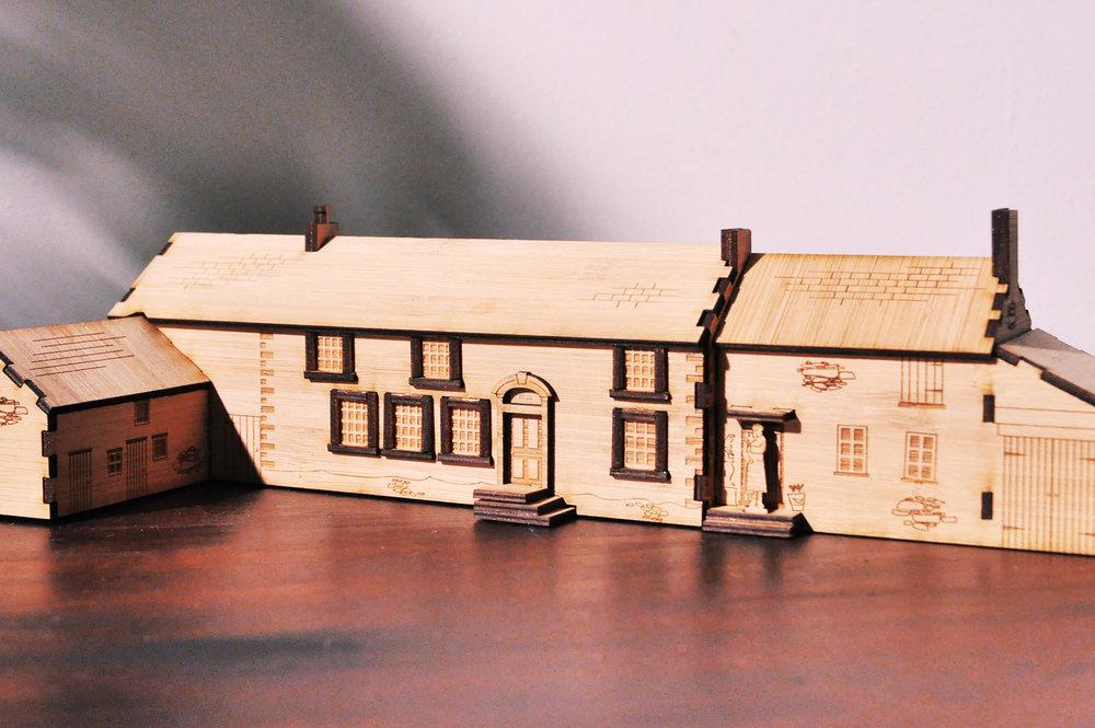 CROW CRAGPENRITH. 1722 -