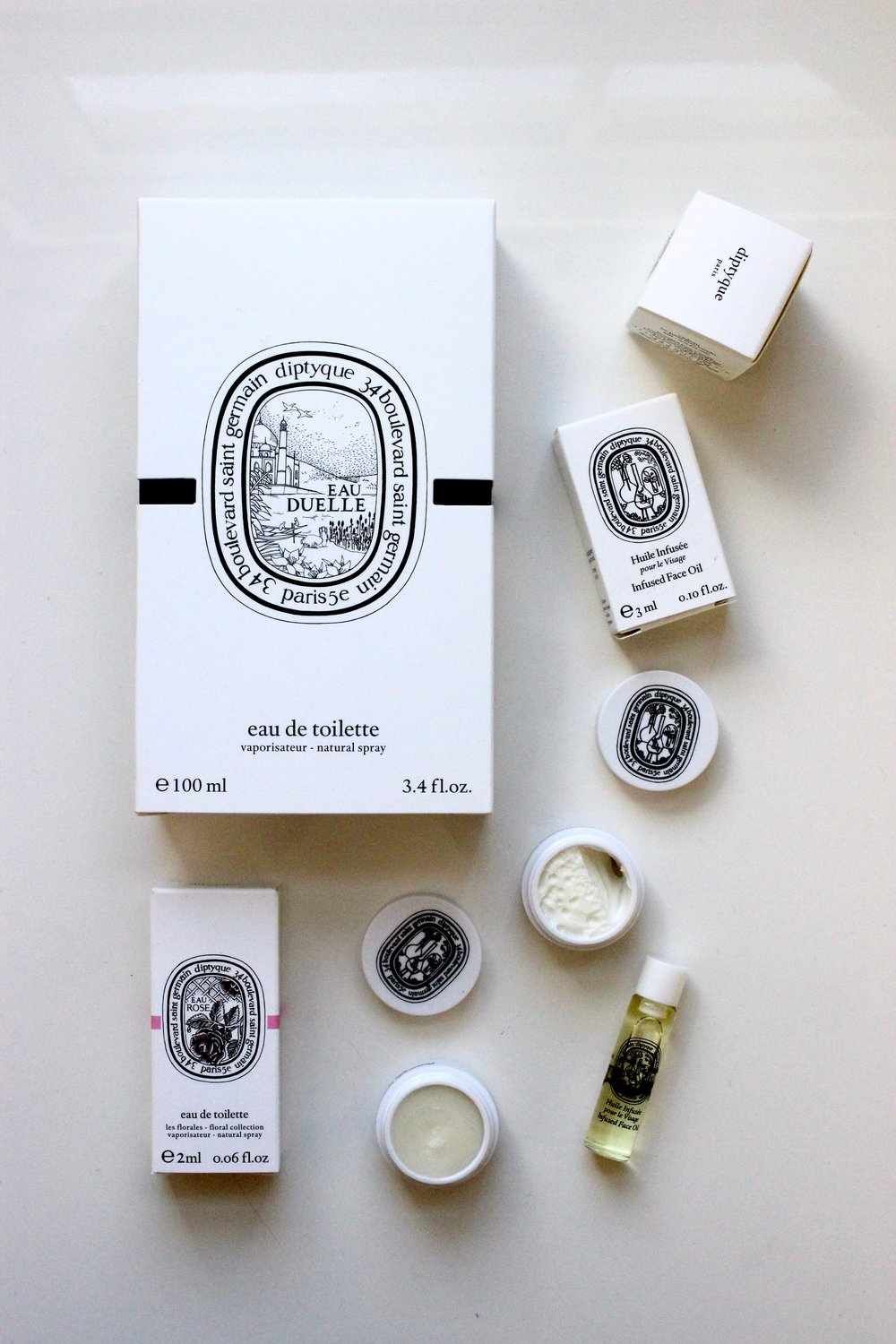 Diptyque, giving you All Of The Samples since 1961