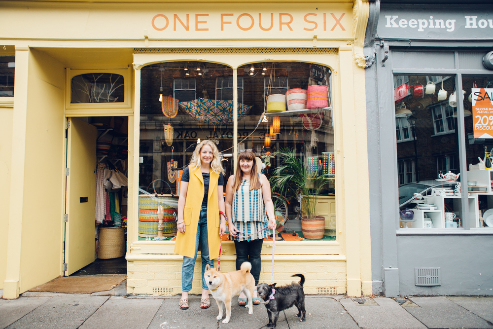 One Four Six Columbia Road – put that address in your diary