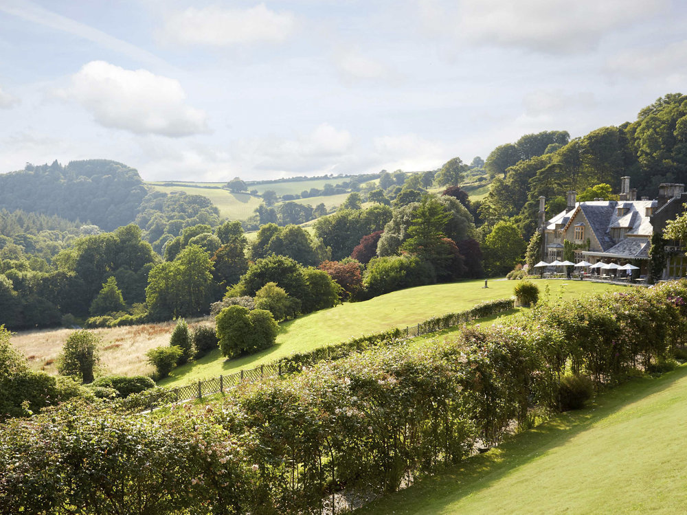 Is the Endsleigh idyllic enough for you?