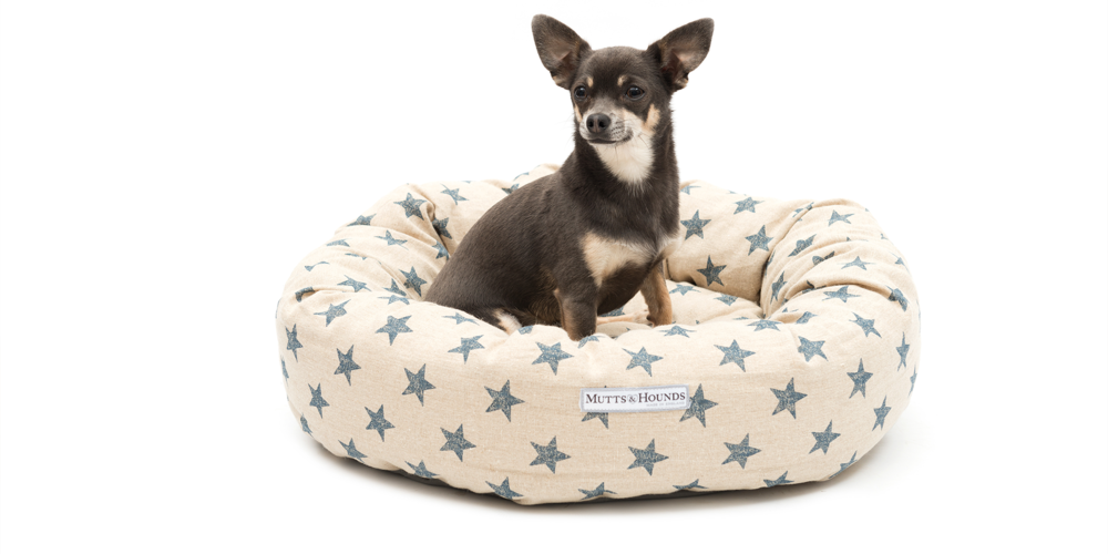 Mutts & Hounds donut bed