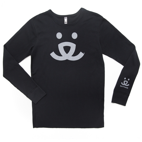 The Best Friends Animal Society in the US runs the country's largest animal sanctuary.Its unisex thermal layering shirt features the adorable Best Friends logo on chest and wrist. The shirt comes in slate grey or black. $29 from bestfriends.org
