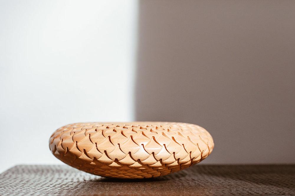 gina turchin office pottery