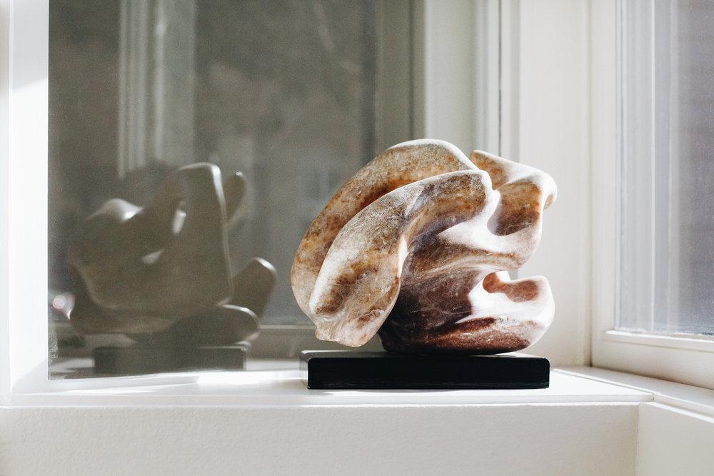 gina turchin office sculpture