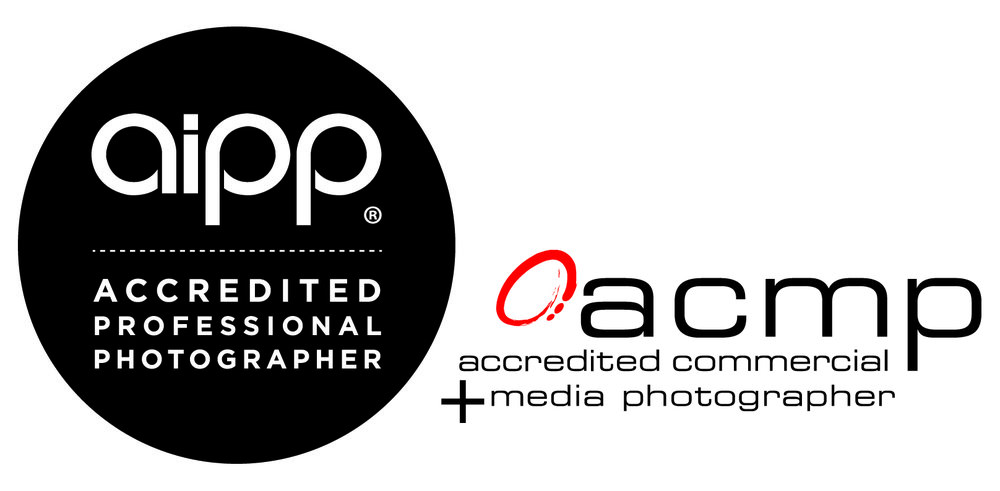 What is an accredited commercial photographer? -