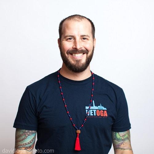 Meet Justin Justin M. Blazejewski Founder + President | of VETOGA