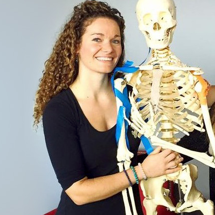 ALICIA MOLLOY - Advanced Anatomy for Optimal Health and Injury Prevention - RYT500. BS. MSPT. CSCS and Member of the Orthopedic Section of the APTA.https://padmept.com/alicia/