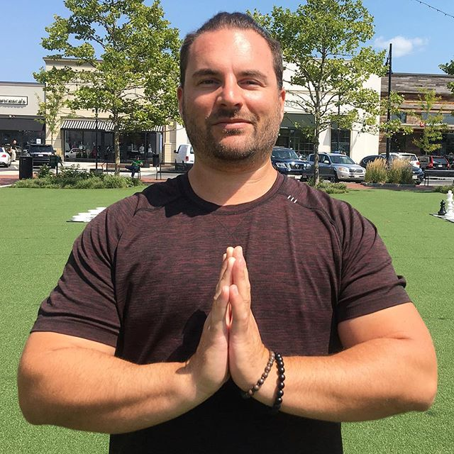 This Thursday! At 6:30PM! HIP-POP OM Flow at @marketstreetlynnfield's Green! . . Come flow 🧘🏽♂️🧘🏼♀️🧘🏻♂️🧘🏾♀️🧘🏼♂️🧘🏽♀️🧘🏻♀️with our Mindful @scottyjamesyoga! This event is presented by @lululemon Marketstreet-Lynnfield and it is FREE! . . Grab a friend or two, and come celebrate the end of Summer 🏖 ✨🙏🏻✨🕉 . . Make sure to restorer via Eventbrite! . . #mindfullness #bostonyoga #freeyoga #flow #seekingom #hiphopyoga #themeyoga #whattodo #lululemon #getyouromon #yoga #yogaeverywhere #yogaeveryday #yogi #yogini #bostonyogi #bostonyogateacher