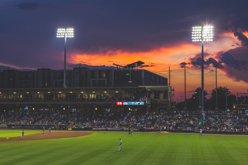 Charlotte Knights Minor League
