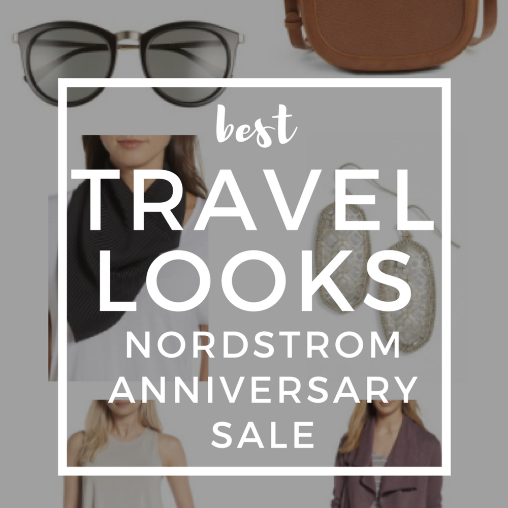 best travel looks nordstrom anniversary sale