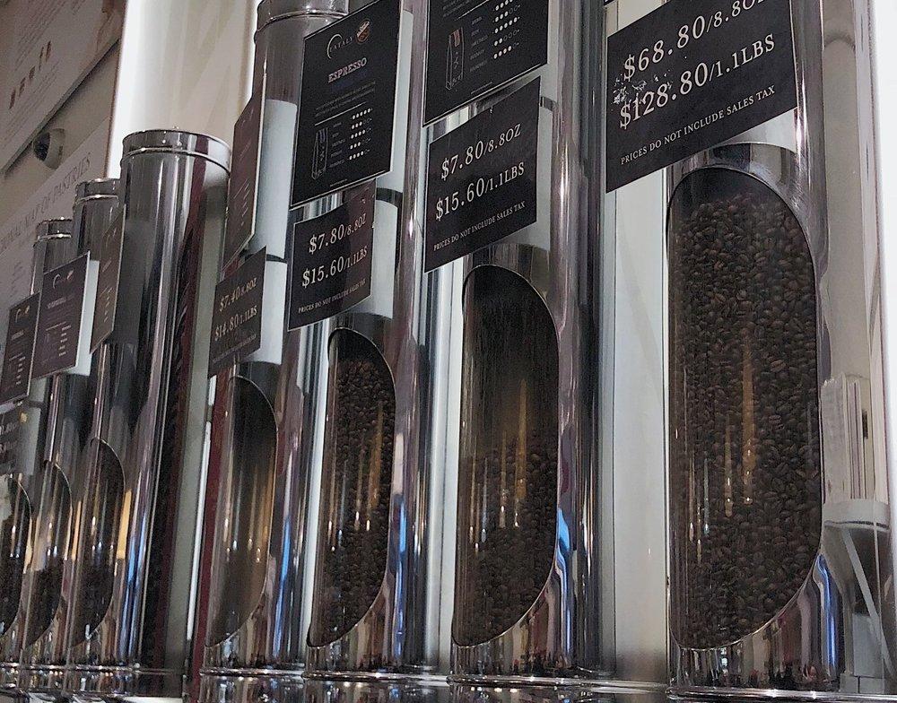 Eataly espresso