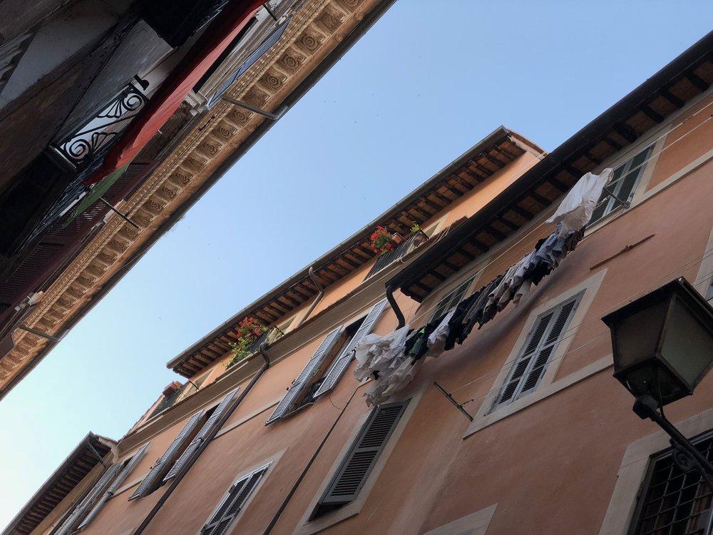 Rome Jewish Ghetto