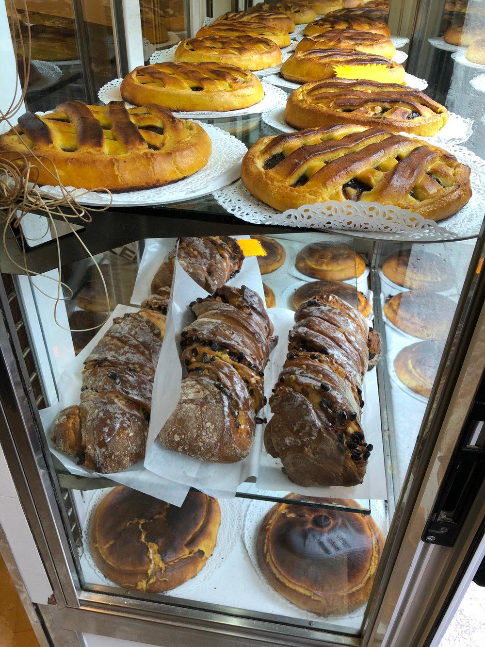 Boccione bakery in the Roman Jewish Ghetto