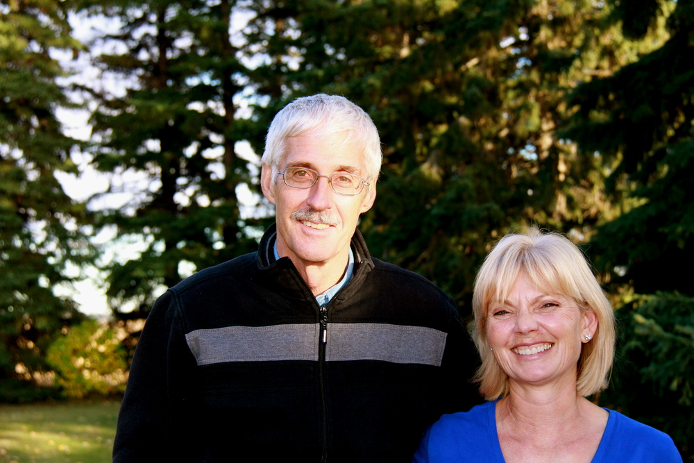 Don and Jacquie Conrad