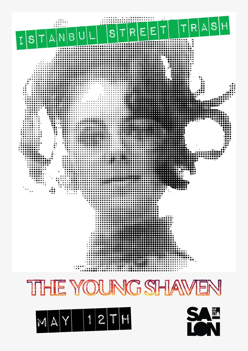 The Young Shaven Street Trash at IKSV Salon