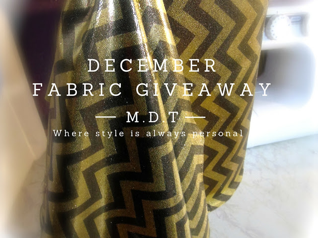 Sharing the love with Fabulous Fabric GIVEAWAY! — My Daily Threadz
