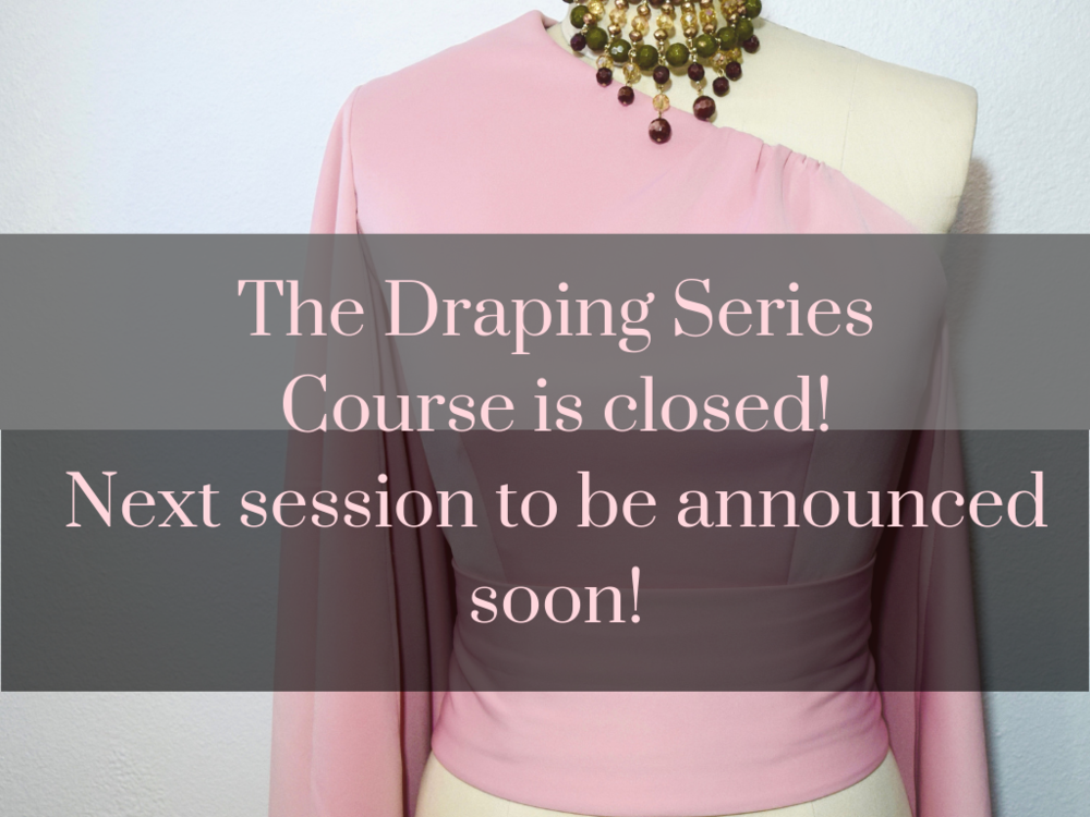 We will announce the next course soon stay tuned!  Course materials for the October Session has been shipped!